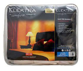 Elektra - Luxury 188Cm X 152Cm Electric Blanket - Queen