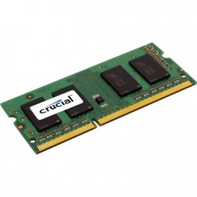 Crucial 8GB 1600MHz DDR3 SO-DIMM Laptop Memory