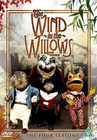 The Wind in the Willows: Four Seasons Collection (DVD)