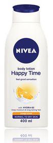 Nivea Happy Time Body Lotion - 400ml