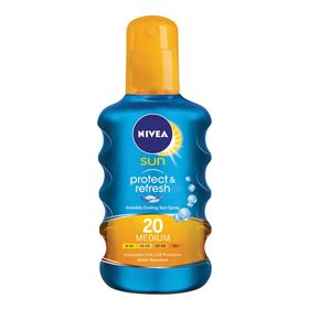 Nivea Sun Invisible Protection Spray SPF20 - 200ml