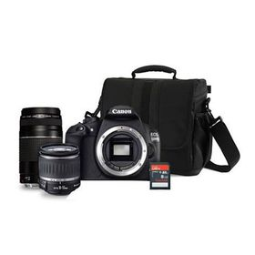 Canon 1200D 18MP DSLR Twin Lens Bundle