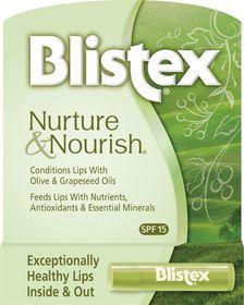 Blistex Nurture and Nourish Lip Protection - 4.25g