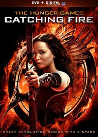 Hunger Games:Catching Fire - (Region 1 Import DVD)