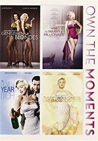 Gentlemen Prefer Blondes/How to Marry (Region 1 Import DVD)