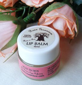 Rose en Bos Rose Geranium - Lip Balm 4ml