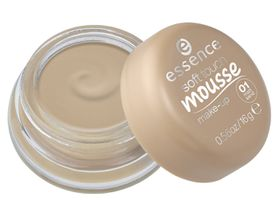 Essence Soft Touch Mousse Makeup - 01 Matt Sand