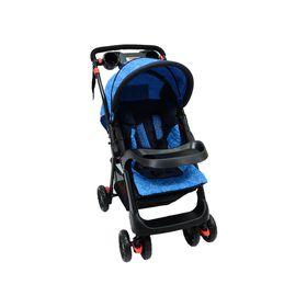 Chelino - New Tazz Reversible Handle Stroller - Blue & White
