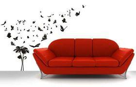 Fantastick - Fly Away Butterflies Vinyl Wall Art
