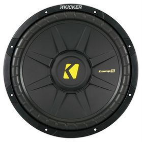 Kicker - Comp Subwoofer (2 SVC) 15