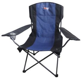 Afritrail  Oryx Deluxe Folding Armchair - Blue