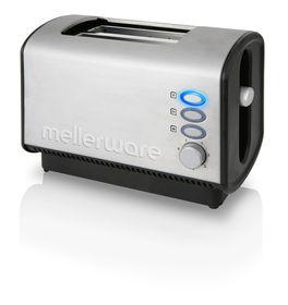 Mellerware - Sigma 2 Slice Toaster