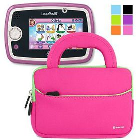 LeapFrog LeapPad 2/3 Carry Case - Pink
