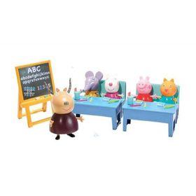 Peppa Pigs Classroom Playset
