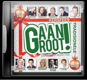 Kersfees Gaan Groot - Kersfees Gaan Groot (CD)