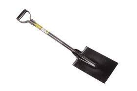 Lasher Tools - No. 2 Steel Shaft Digging Spade