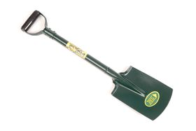 Lasher Tools - Camping 4X4 Steel Shaft Spade