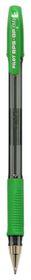 Pilot BPS Grip Medium Ballpoint Pen - Green (Pack of 12)