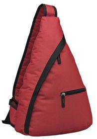 Eco Day Tripper Shoulder Bag - Red