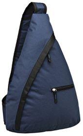 Eco Day Tripper Shoulder Bag - Black