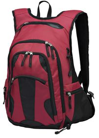 Eco Multi 15 Inch Laptop Backpack - Red