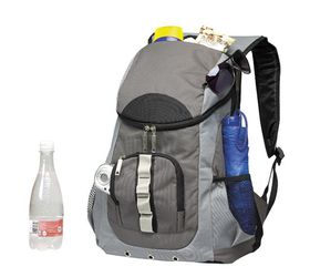 Eco Tracker Backpack - Grey
