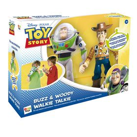 Toy Story Walkie Talkie Buzz-Woody