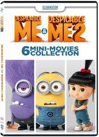 Illumination Mini Movie Collection (DVD)
