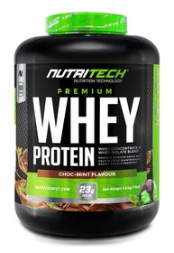 Nutritech Premium Pure Whey - Choc Mint 3.2kg