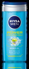 Nivea Men Power Refresh Shower Gel - 500ml