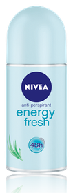 Nivea Energy Fresh Roll On - 50ml