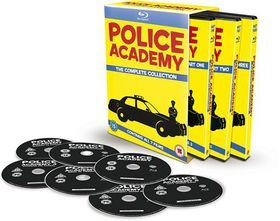 Police Academy 1-7 (Blu-ray)