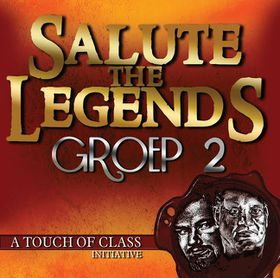 Salute The Legends – Groep 2 (CD)