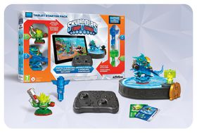 Skylanders Trap Team Starter Pack (TABLETS)