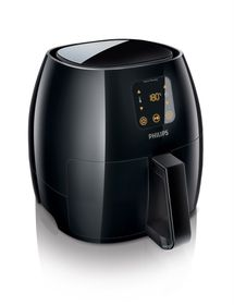Philips - Airfryer Extra Large Avance - Black