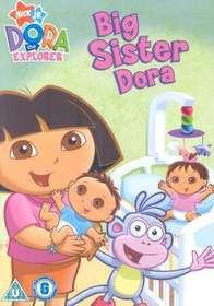 Dora - Big Sister Dora (DVD)