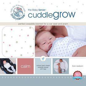 Baby Sense - Cuddlegrow - Pink