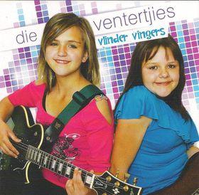 Die Ventertjies - Vlinder Vingers (CD)