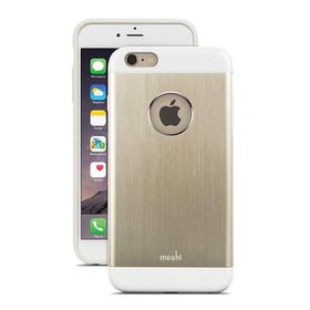 Moshi iGlaze Armour for iPhone 6 Plus - Satin Gold