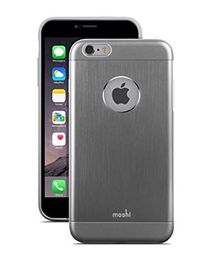 Moshi iGlaze Armour for iPhone 6 Plus - Gunmetal Gray