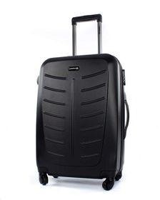 Paklite Stealth 71cm Spinner Hard Trolley Case - Black