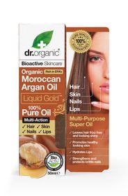 Dr. Organic Skincare Moroccan Argan Oil Pure Oil