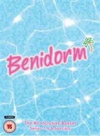 Benidorm: Series 1-6 (Import DVD)