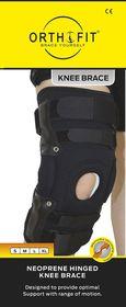 Orthofit Neoprene Hinged Knee Brace - Large