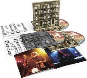 Led Zeppelin - Phsyical Graffiti (CD)