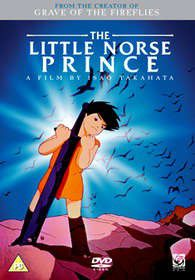 Little Norse Prince [DVD]