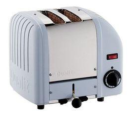 Dualit 2 Slice Classic Toaster - Glacier Blue