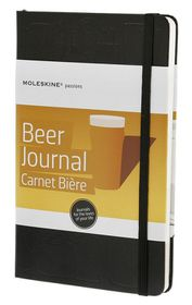 Moleskine Passions Beer Journal/Carnet Biere