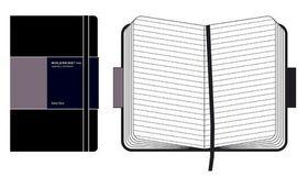 Moleskine Folio Black A4 Ruled
