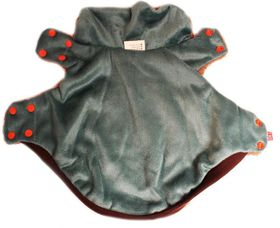 Dog's Life - Wings Cape Brown - 3XL